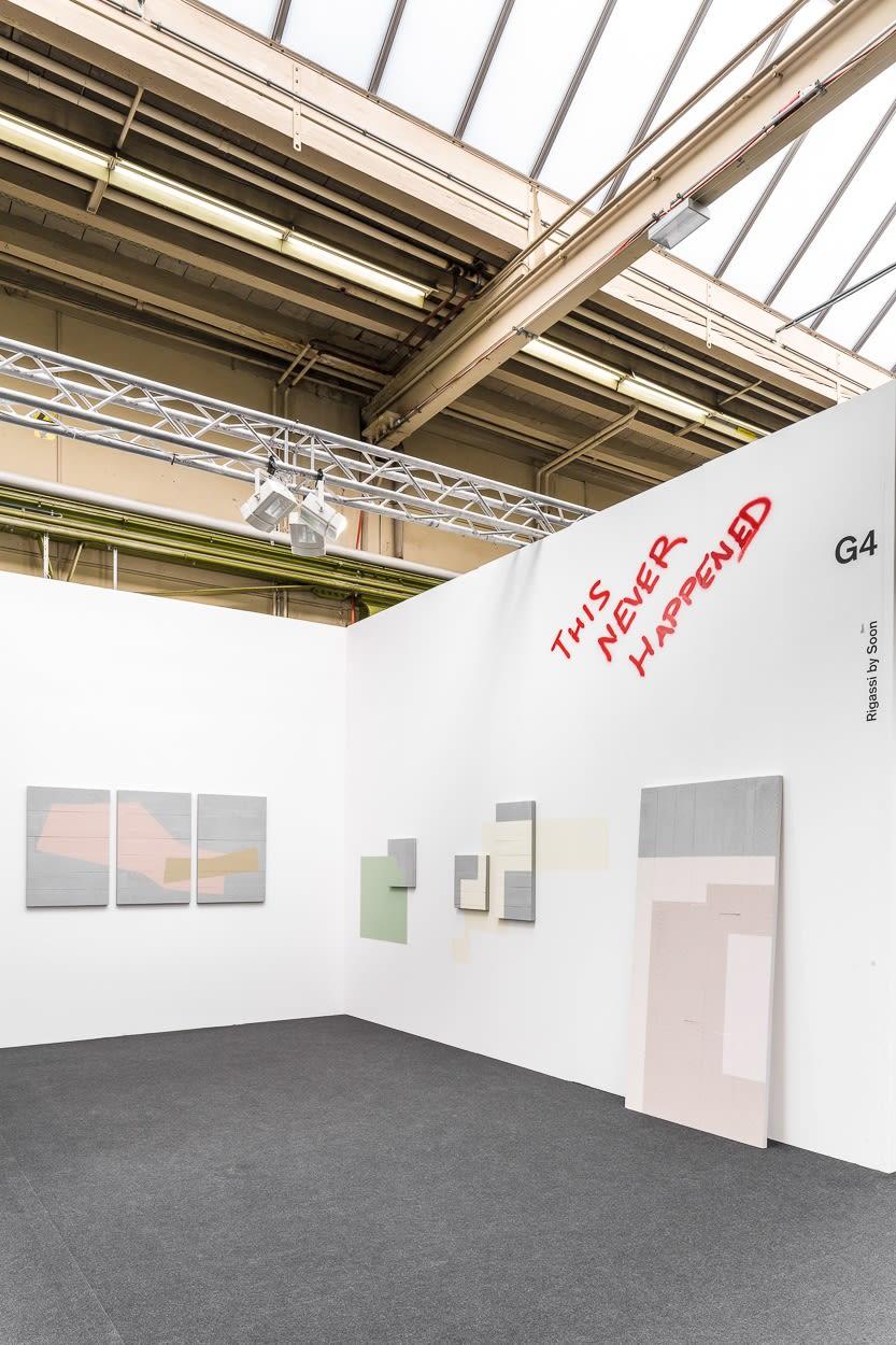 This Never Happened - Kunst Zürich