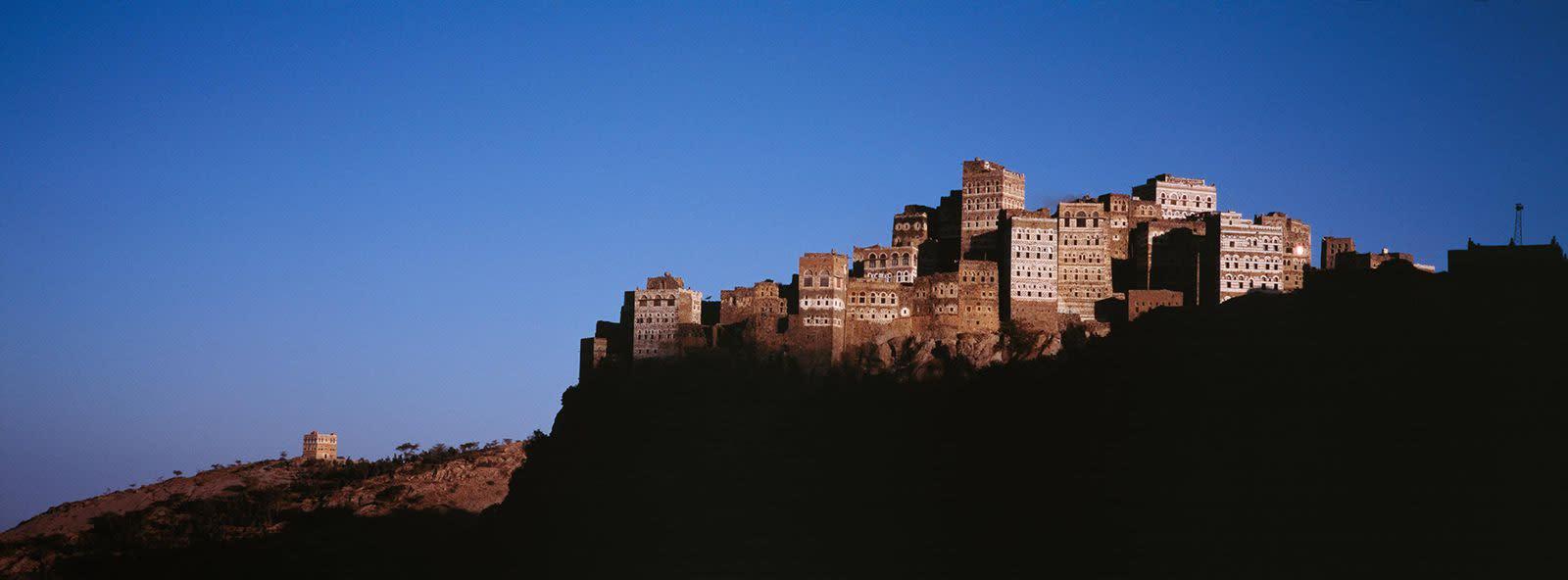 Matjaž Krivic, Al Hajjarah, Yemen, 2002 – 2006