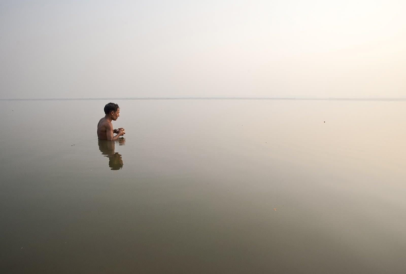 Matjaž Krivic, Varanasi, India, 2008 – 2012