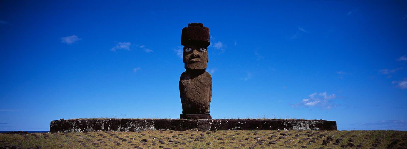 Matjaž Krivic, Easter Island, Chile, 2002 – 2006