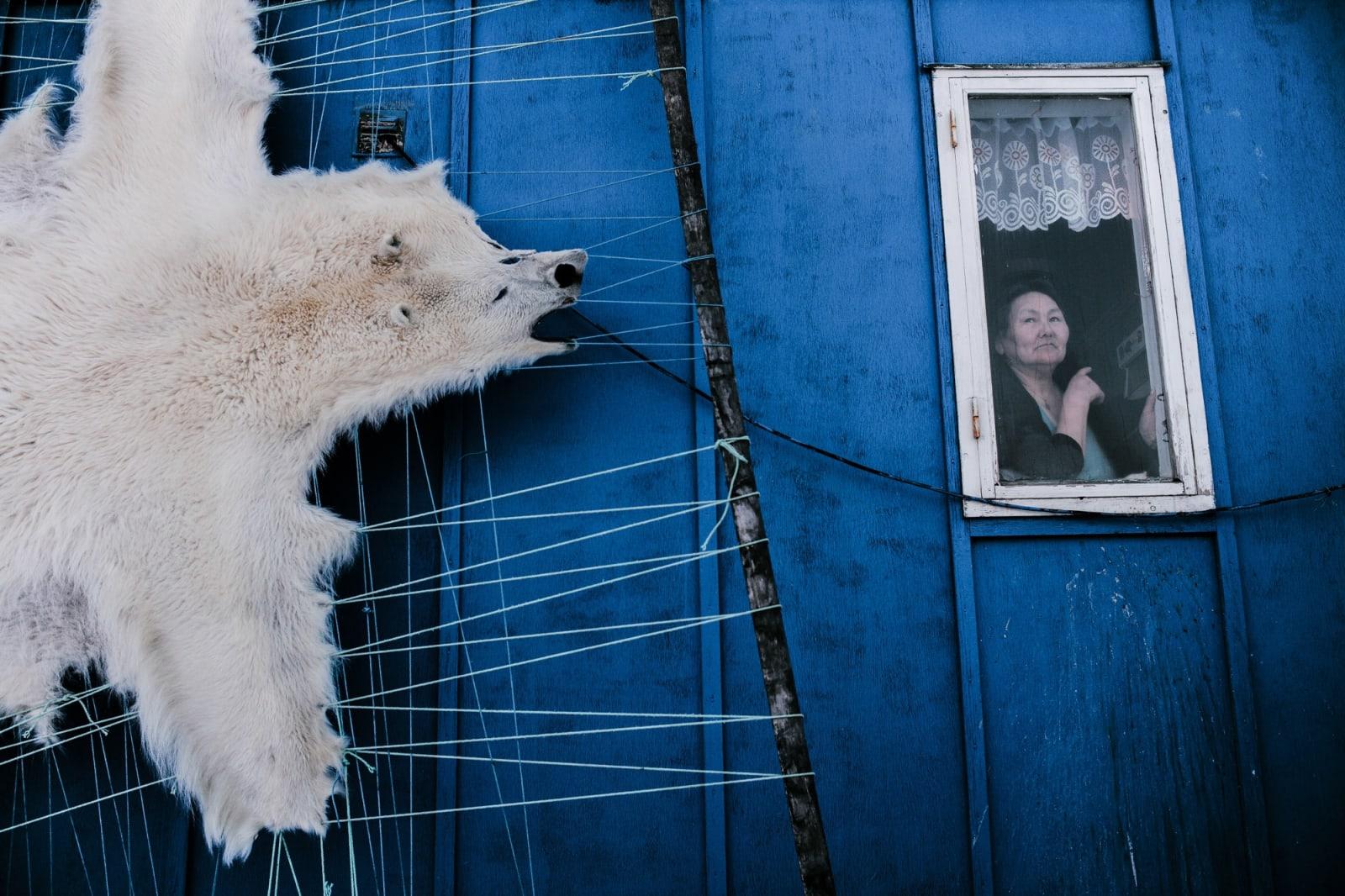 Ciril Jazbec, On Thin Ice #0019, 2014