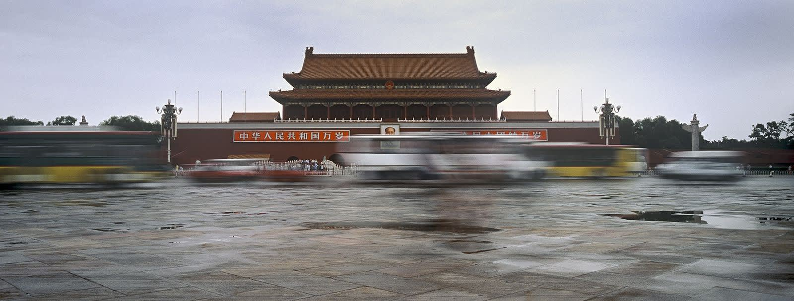Matjaž Krivic, Beijing, China, 2002 – 2006