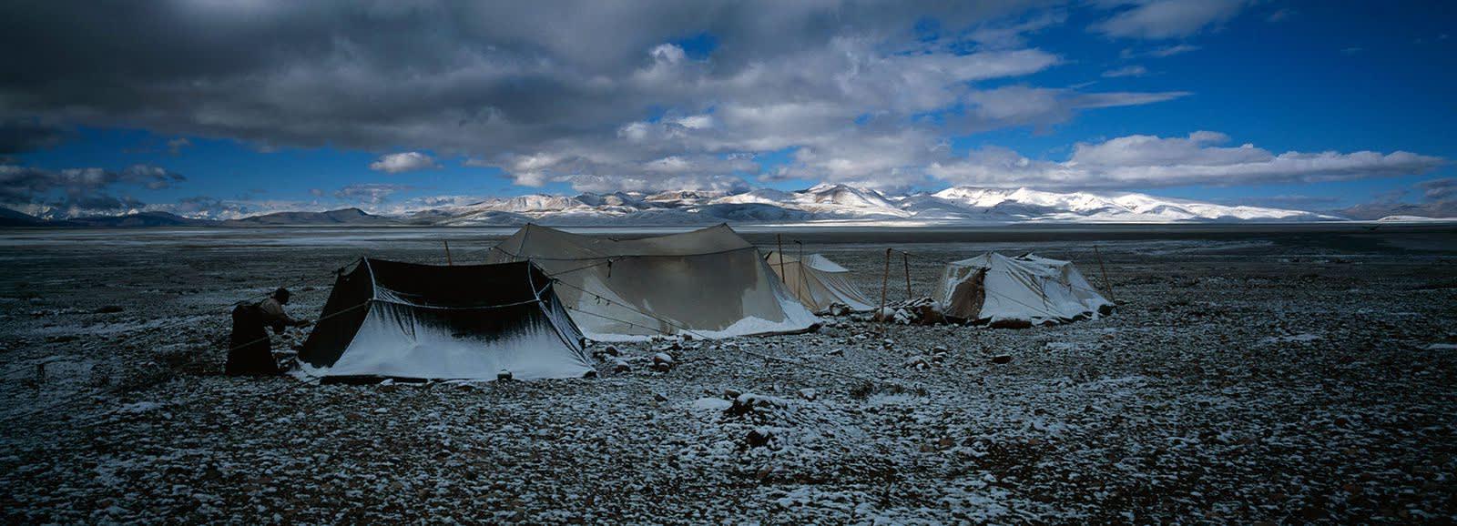 Matjaž Krivic, darchen, tibet