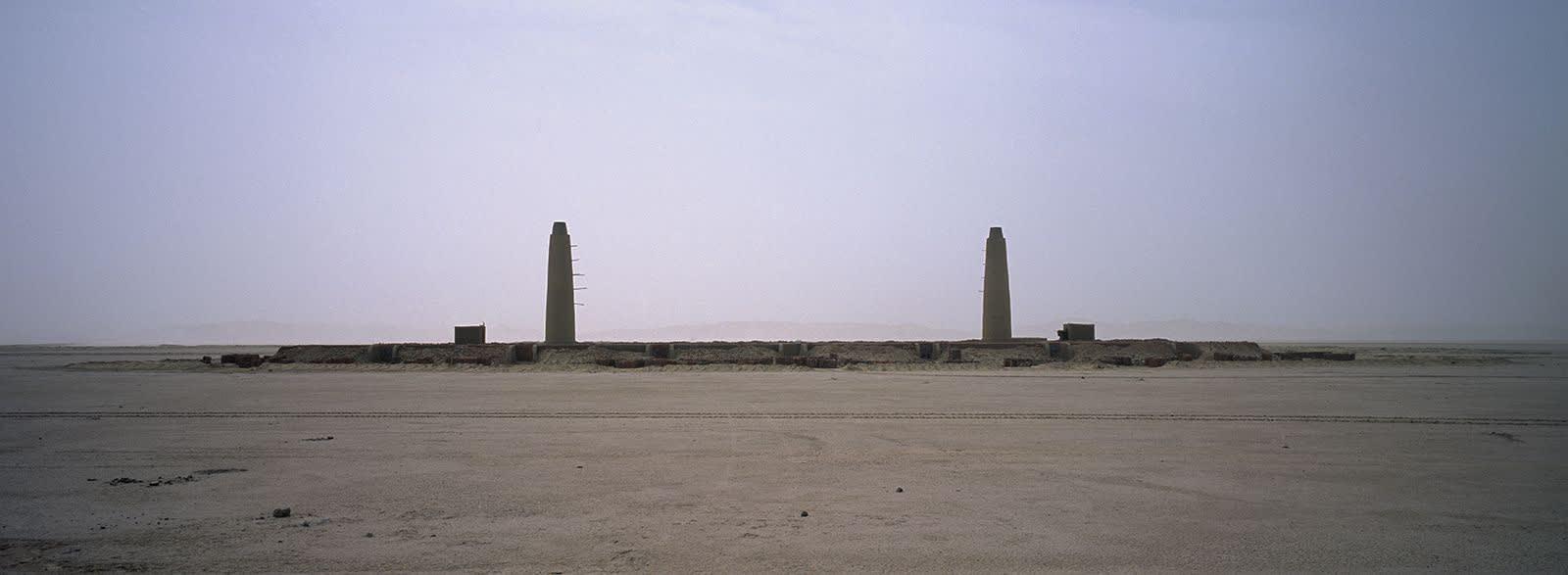 Matjaž Krivic, Quetta, Pakistan, 2002 – 2006