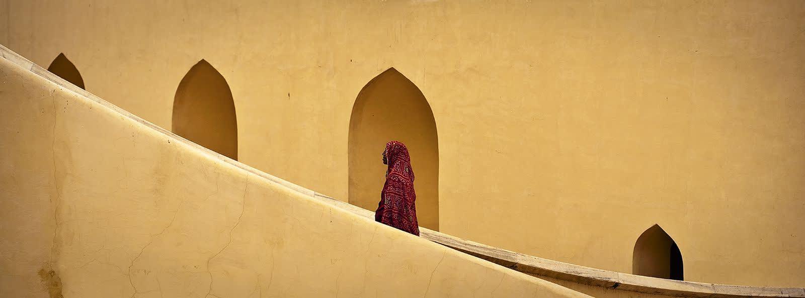 Matjaž Krivic, Jaipur, India