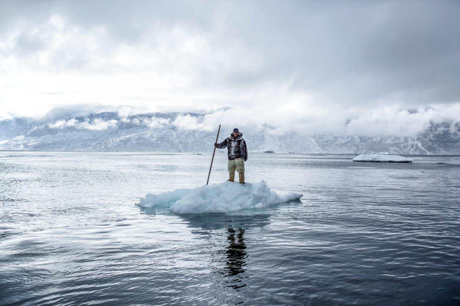 Ciril Jazbec, On Thin Ice #0001, 2014