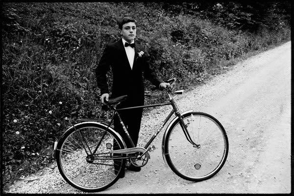 Stojan Kerbler, Bicycle, 1984