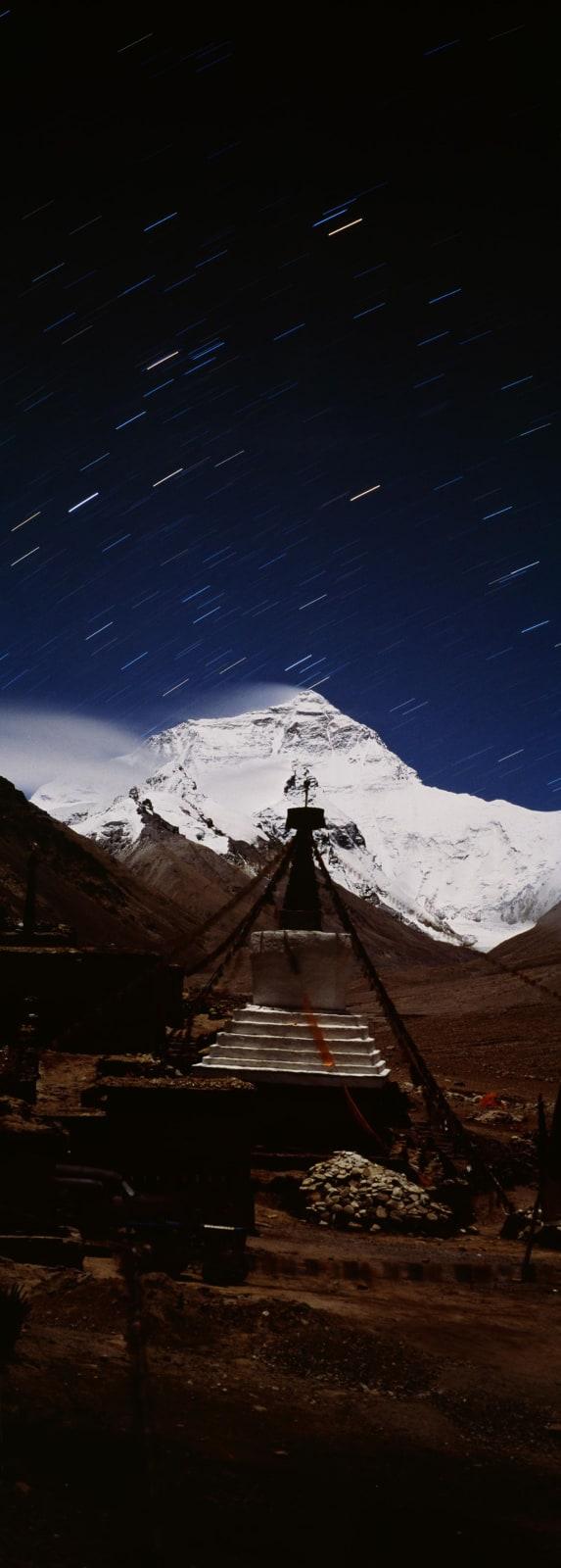 Matjaž Krivic, Rongbuk Gompa, Tibet, 2002 – 2006
