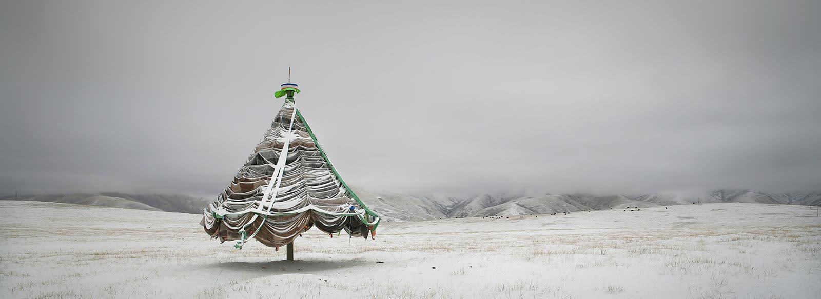 Matjaž Krivic, gatze, tibet