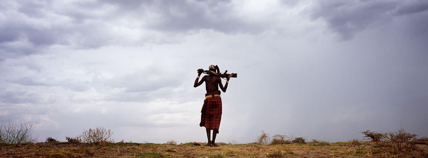 Matjaž Krivic, Turkana, Kenya, 2002 – 2006
