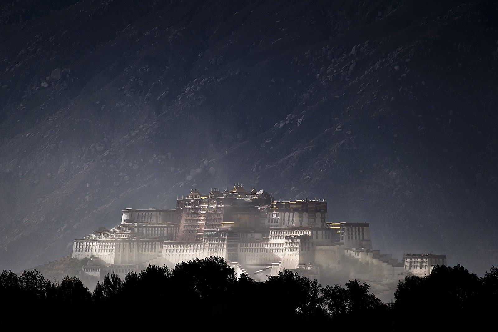 Matjaž Krivic, Ihasa, Tibet, 2008 – 2012