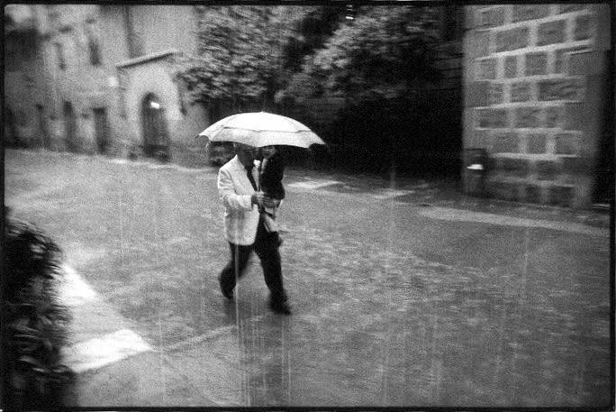 Stojan Kerbler, In the shelter, 1979