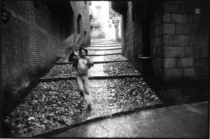 Stojan Kerbler, In The Rain, 1979