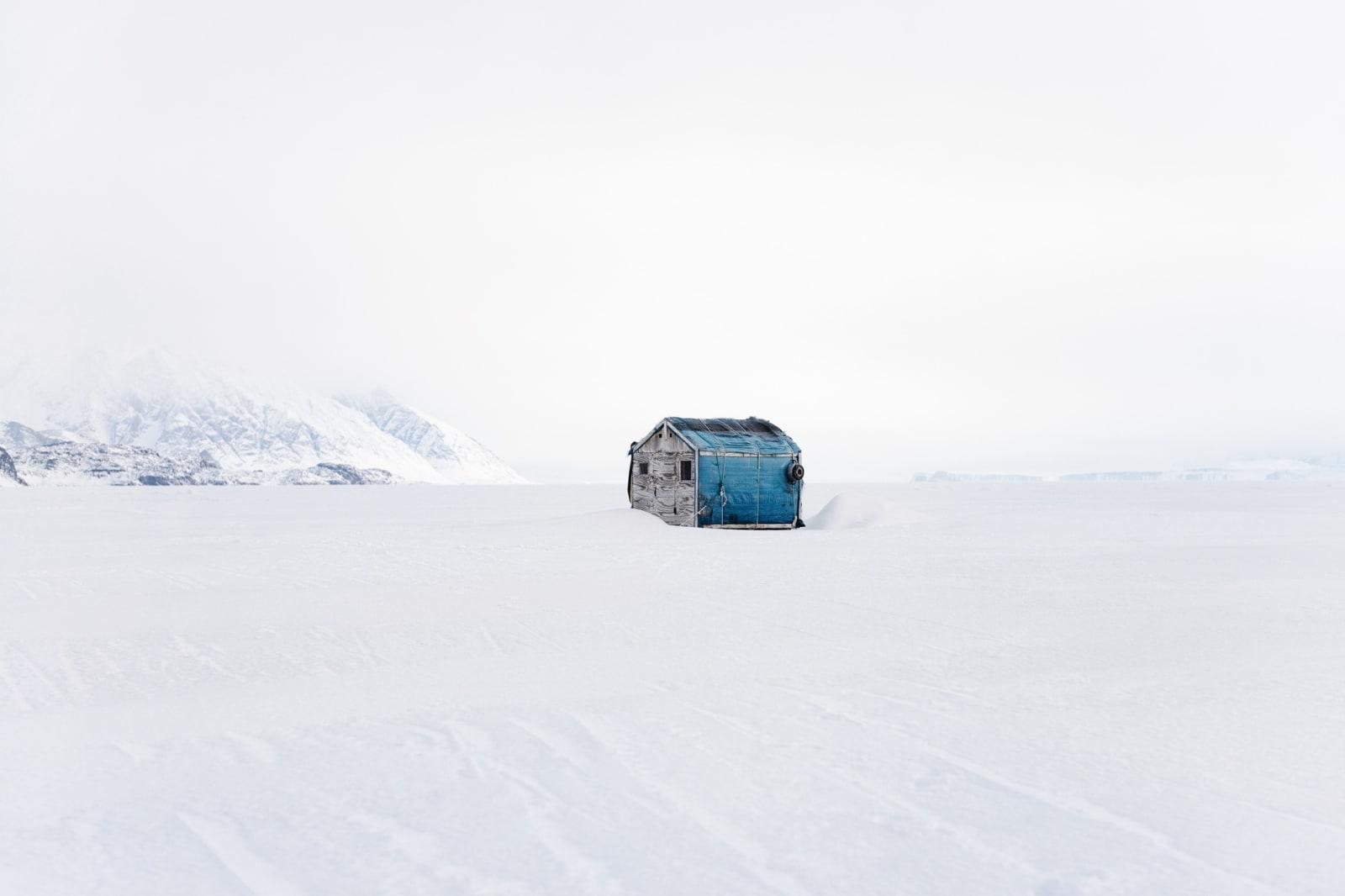 Ciril Jazbec, On Thin Ice #0042, 2014