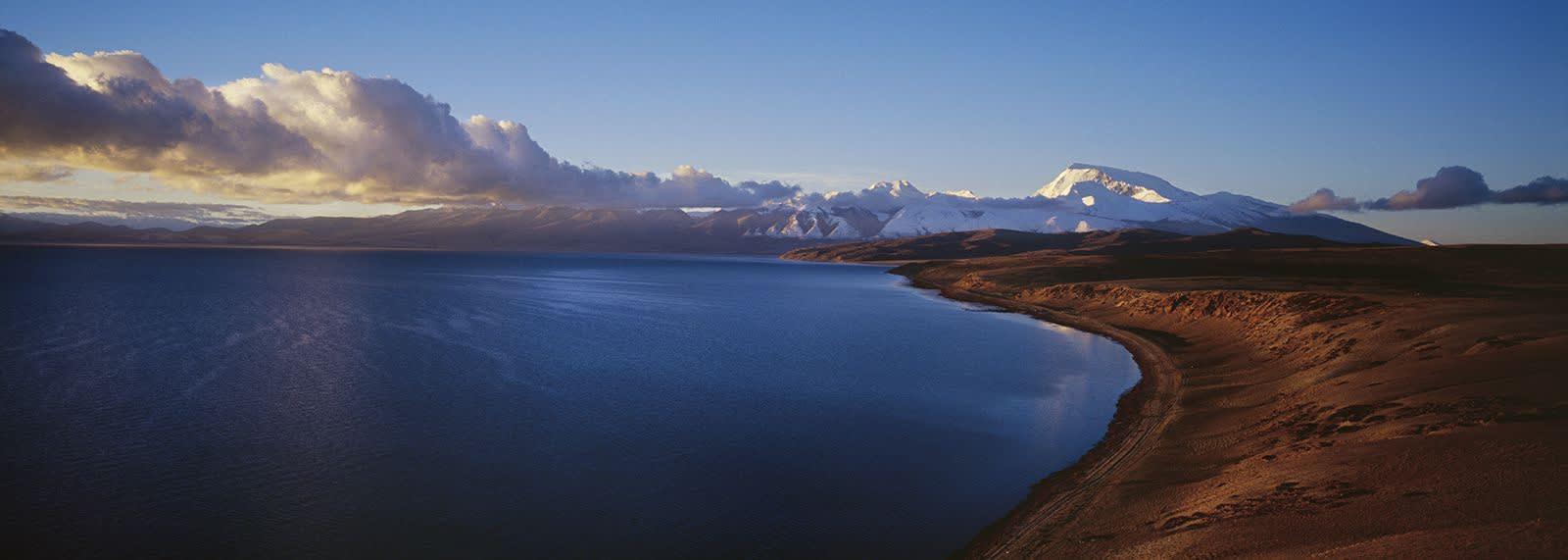 Matjaž Krivic, Lake Manasarovar and Gurla Mandhata, Tibet, 2002 – 2006