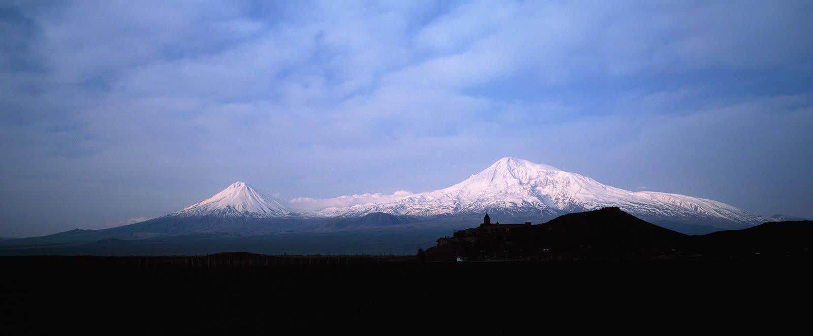 Matjaž Krivic, Mt. Ararat, Turkey, 2002 – 2006