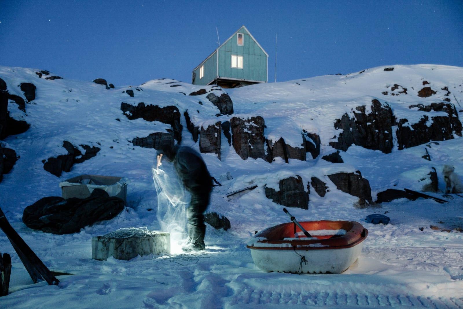 Ciril Jazbec, On Thin Ice #0013, 2014