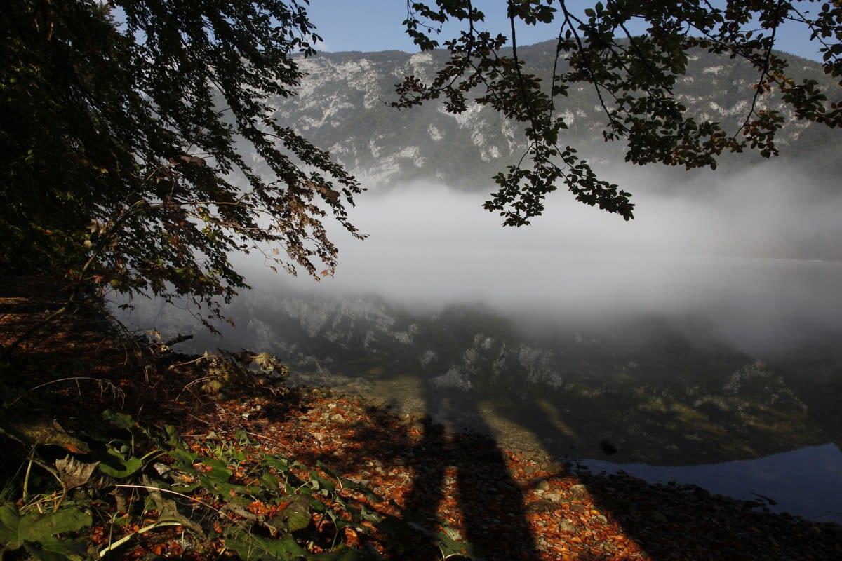 Janez Bogataj, Sonata for Sun and Fog I/2, 2009