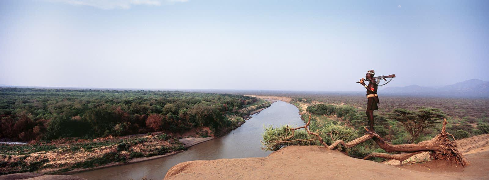 Matjaž Krivic, Omo Valley, Ethiopia, 2002 – 2006
