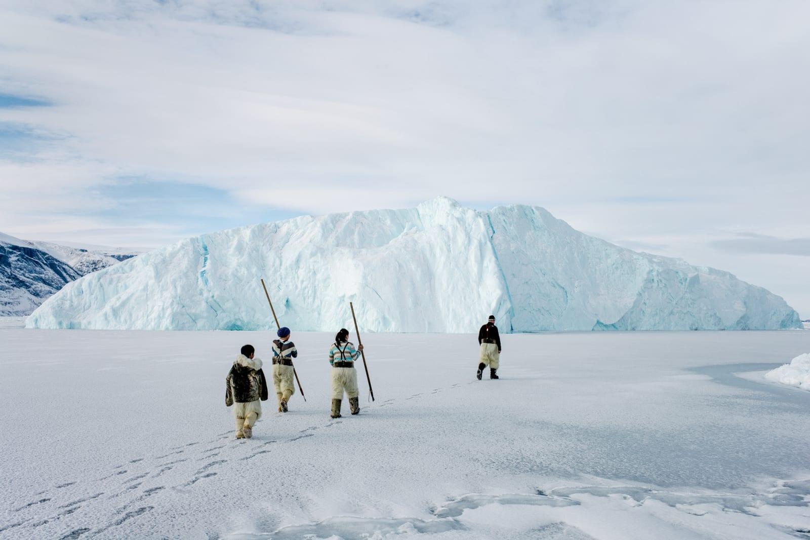 Ciril Jazbec, On Thin Ice #0008, 2014