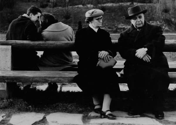 Stojan Kerbler, spring together , 1960