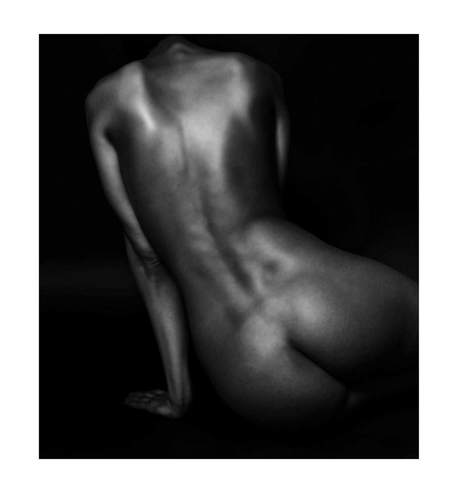 Almin Zrno, Body Sculpture #16, 2018