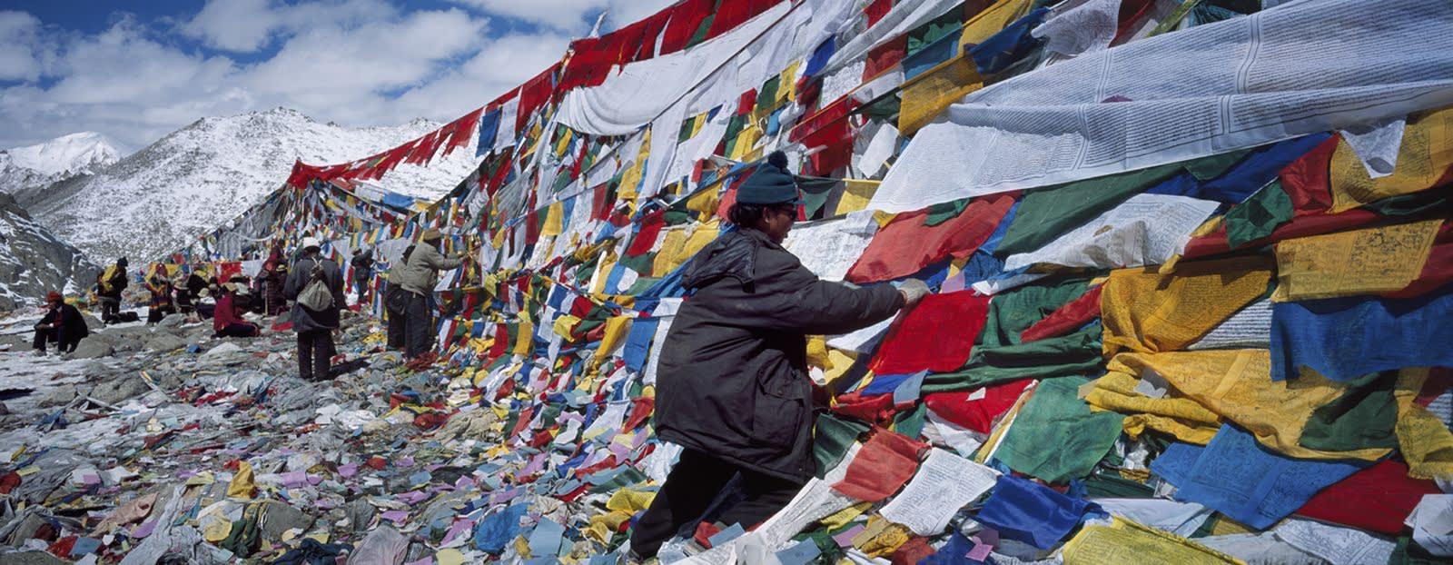 Matjaž Krivic, Mt. Kailash, Tibet