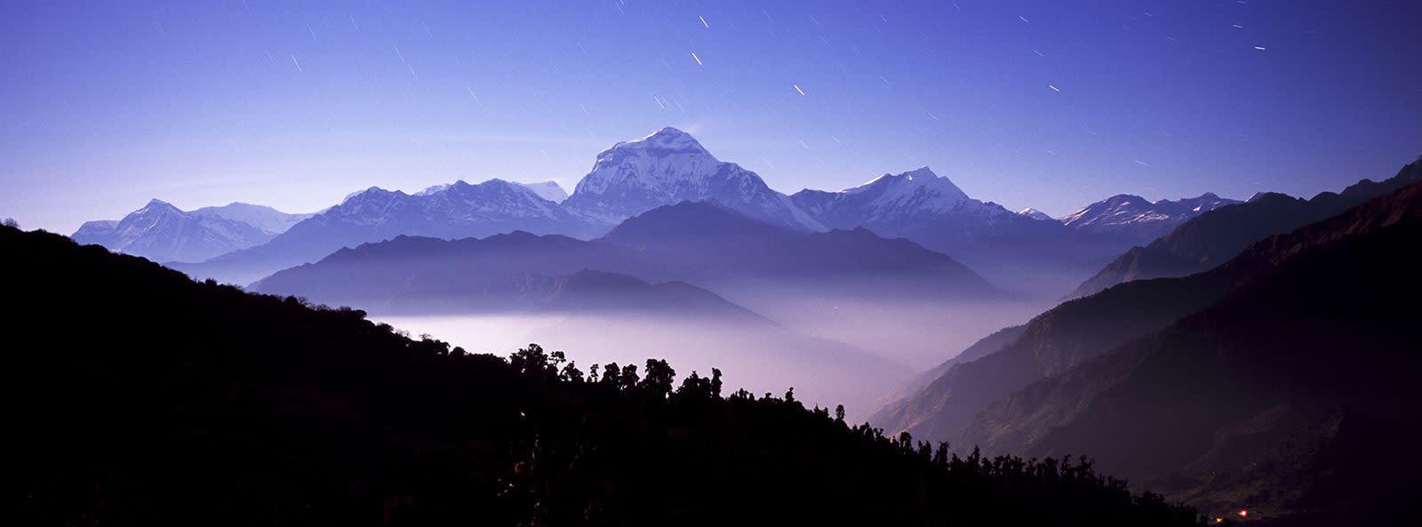 Matjaž Krivic, doulaghiri himalaya, nepal