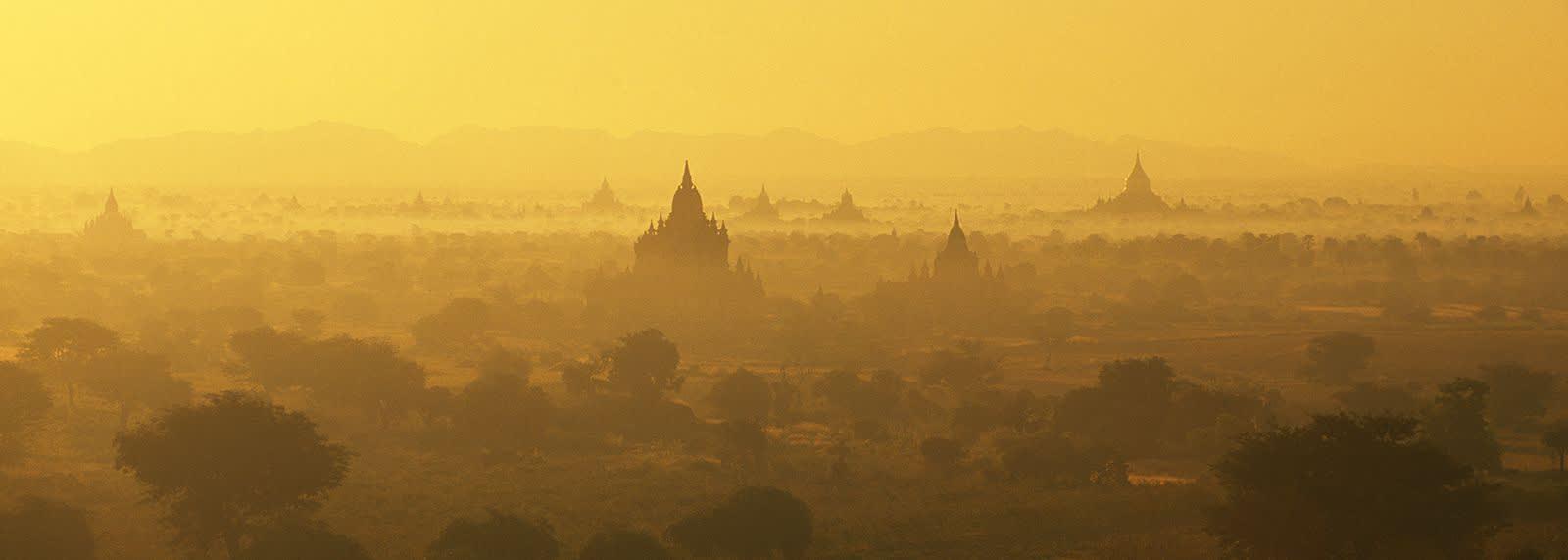 Matjaž Krivic, Bagan, Myanmar, 2002 – 2006
