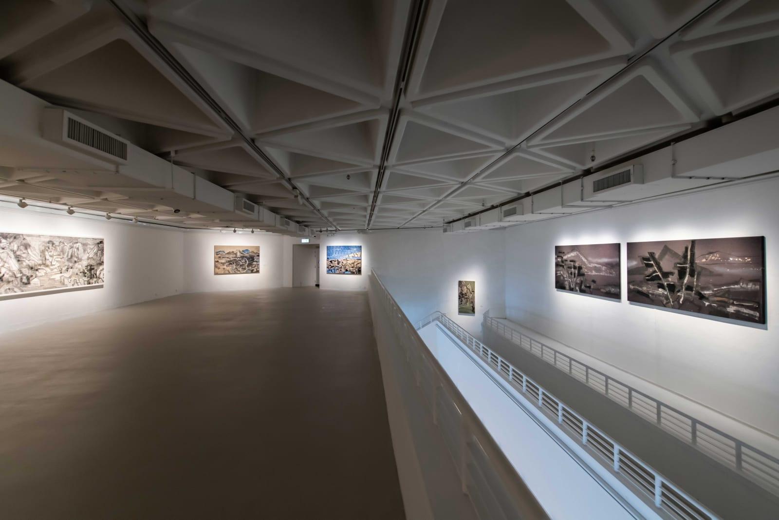 Grand Landscape: Wang Jieyin