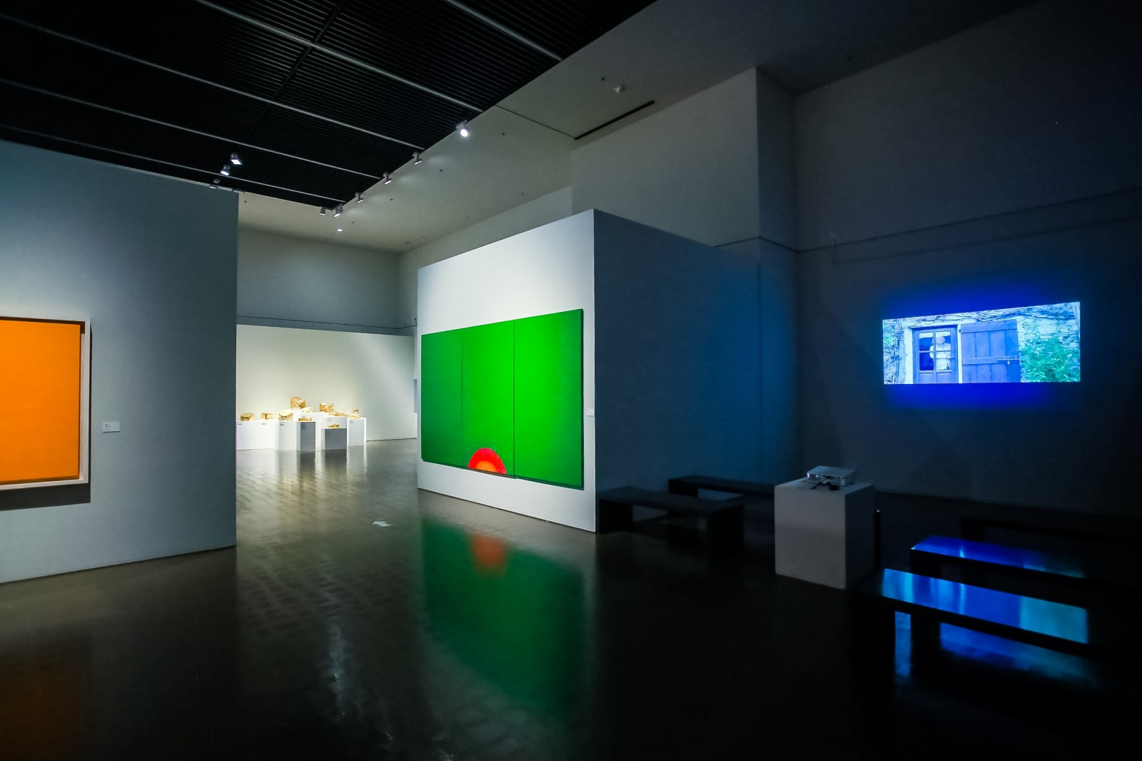 Hsiao Chin Coming Home: Retrospective Exhibition