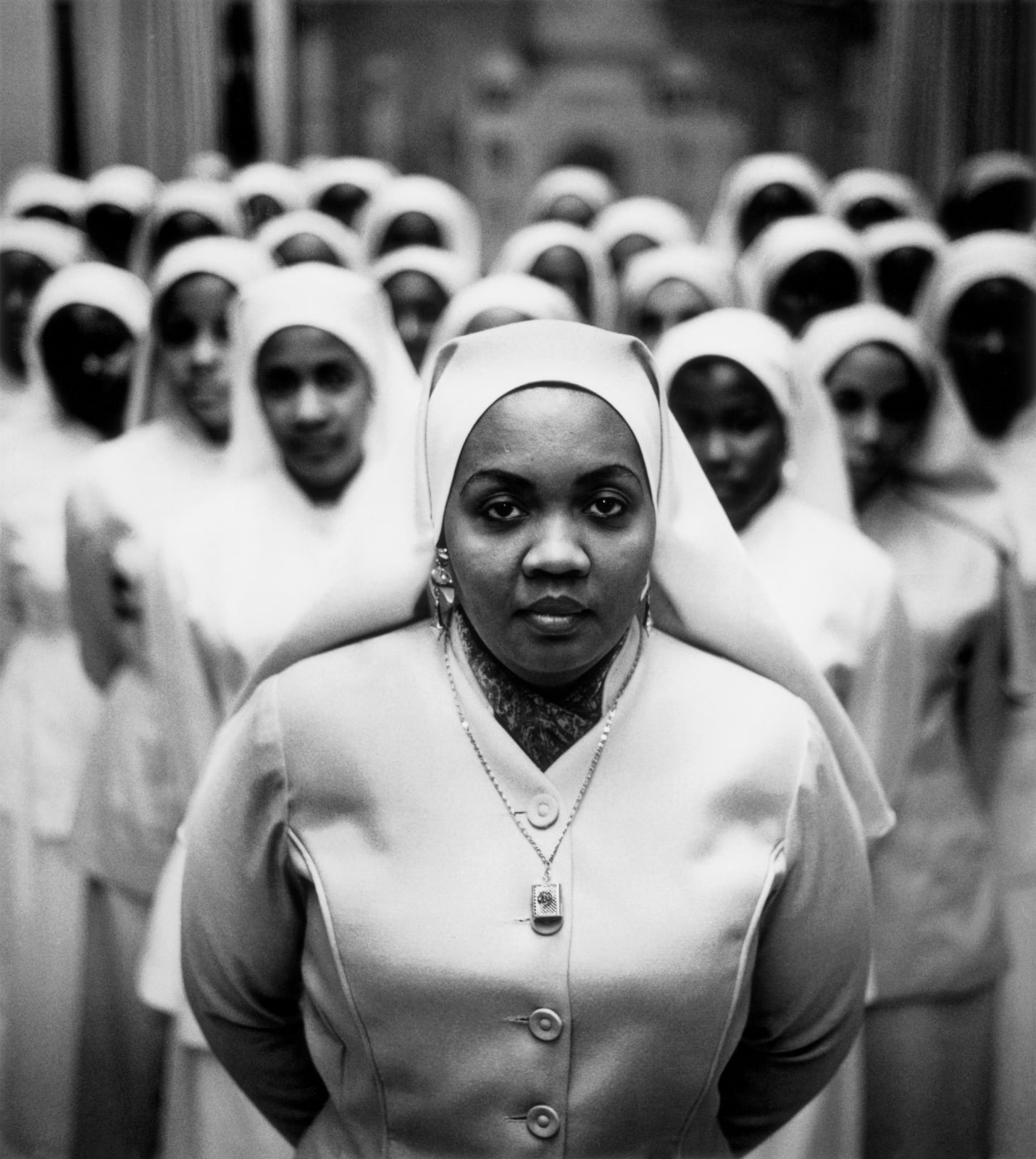 Gordon Parks Ethel Sharriff, Chicago, Illinois, 1963