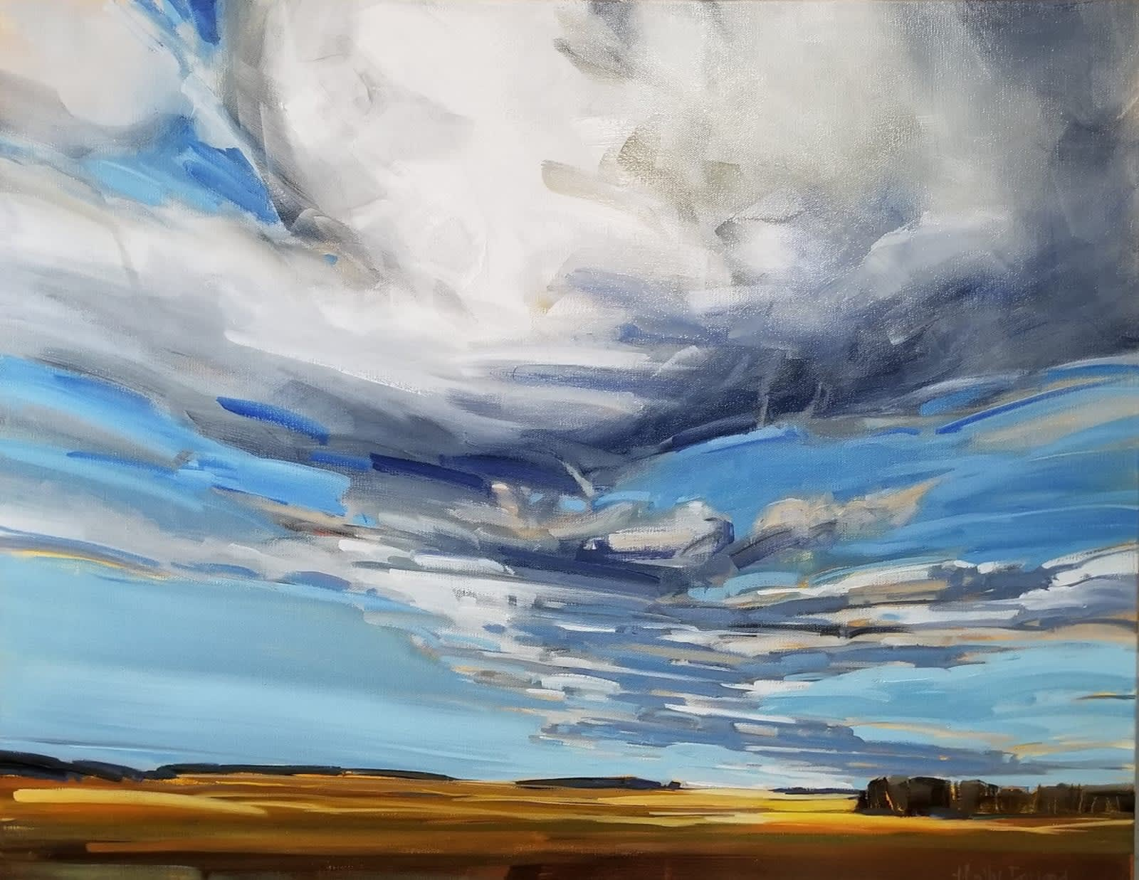 Rotating Featured Works From Gallery Artists This Land is Our Land 14 July - 14 August 2021