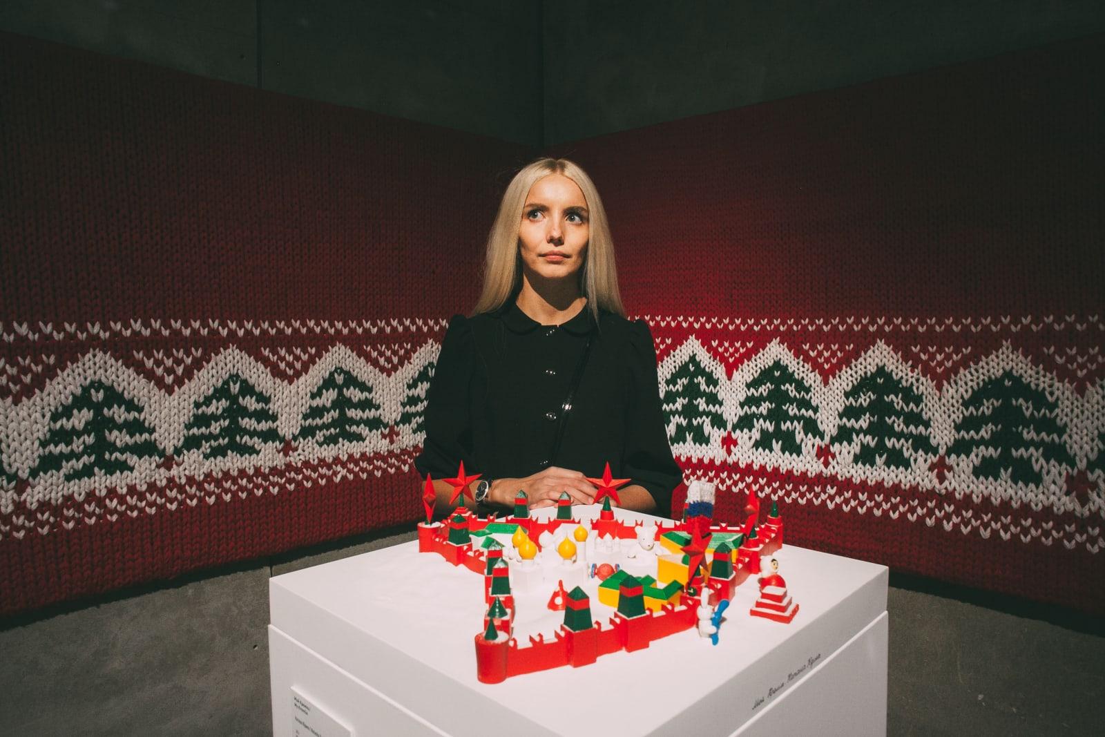 Natasha Yudina. My Kremlin