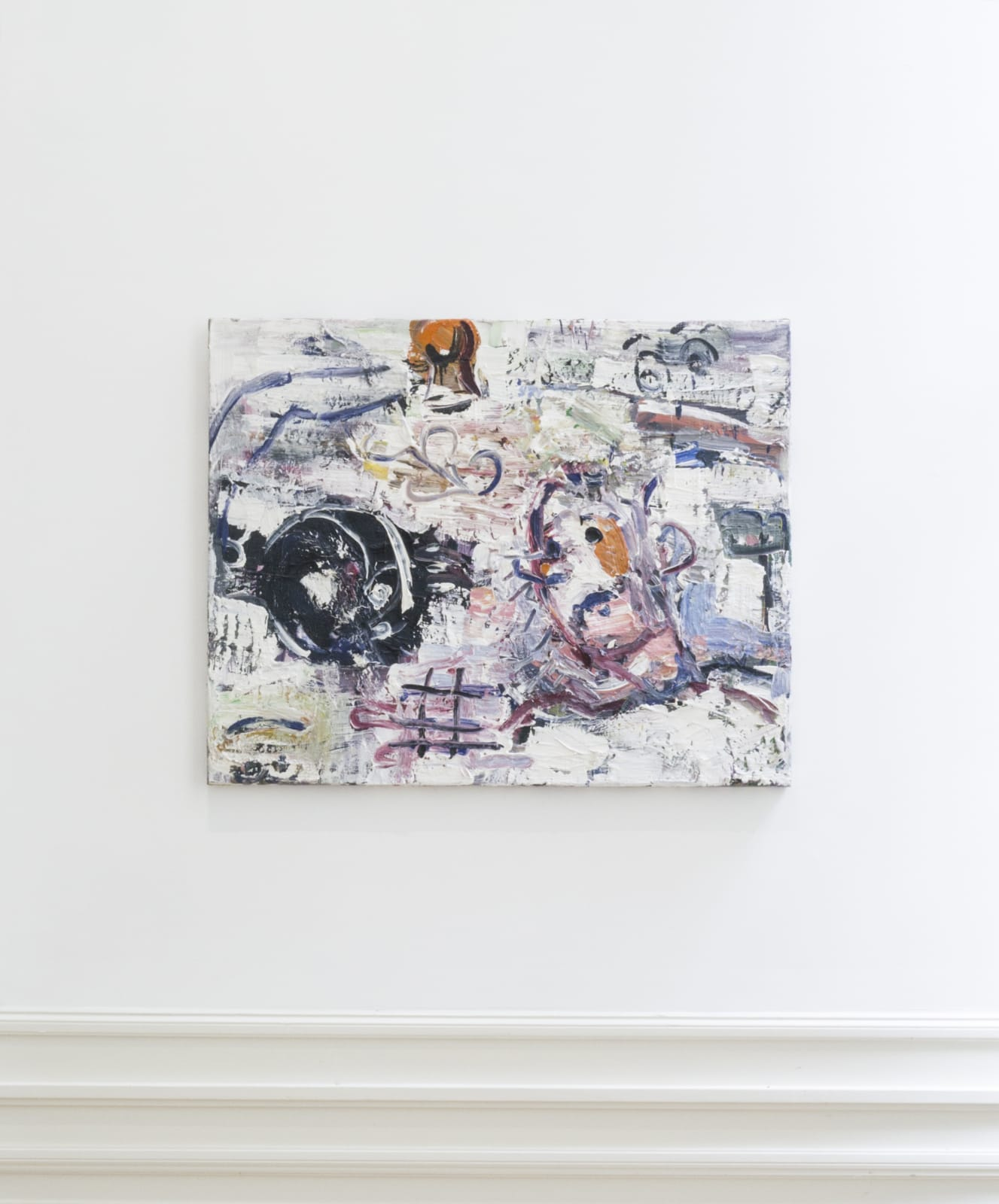 Matthew Day Jackson & Philippe Vandenberg