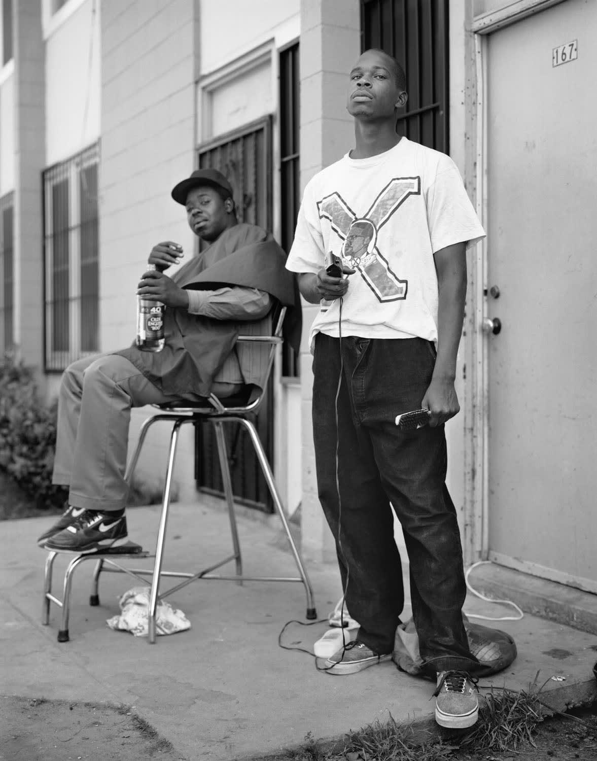 Antloc and Mastermind, 1993 From the series: Imperial Courts, 1993-2015