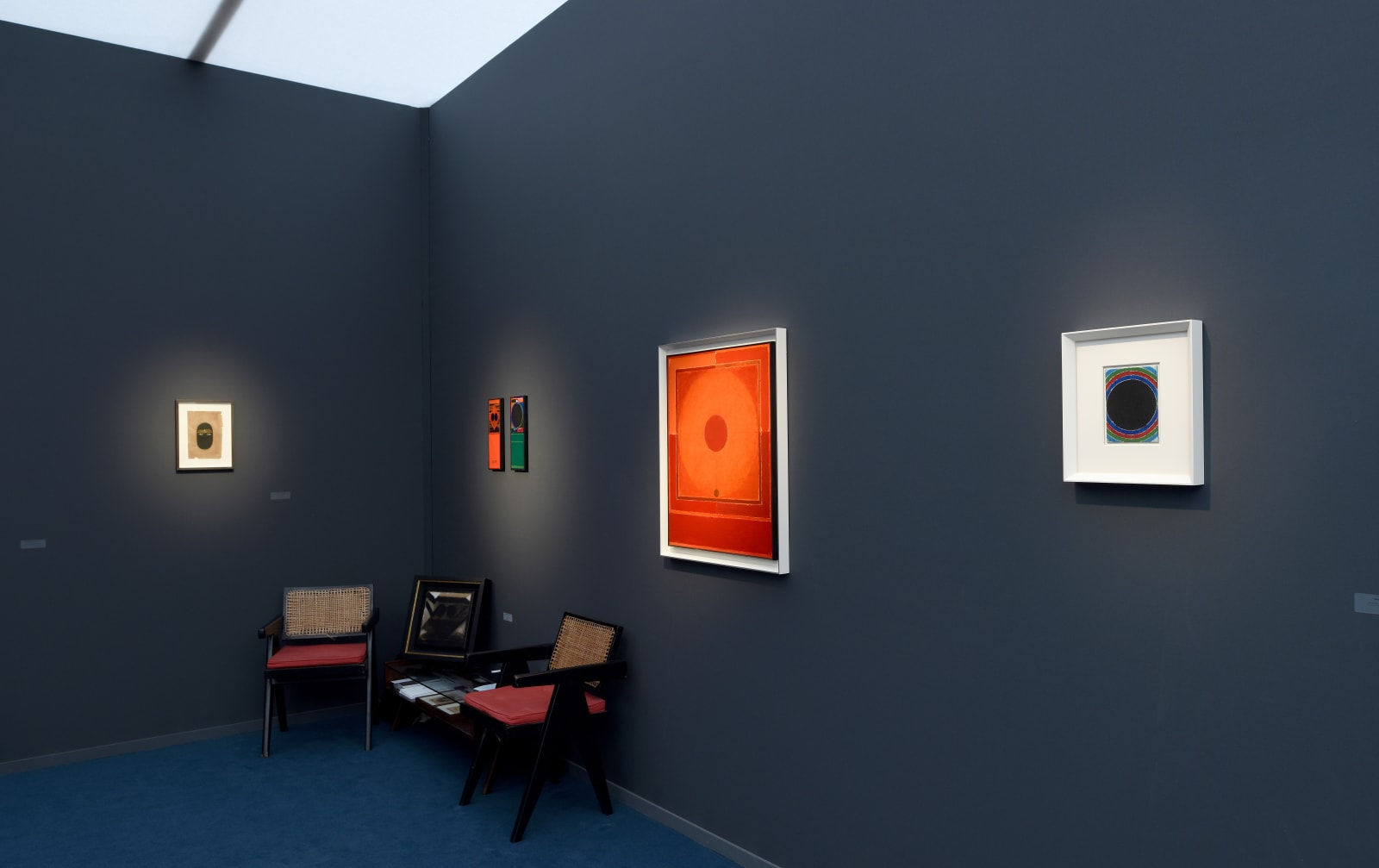RAZA / TANTRA: Black & White Aesthetics