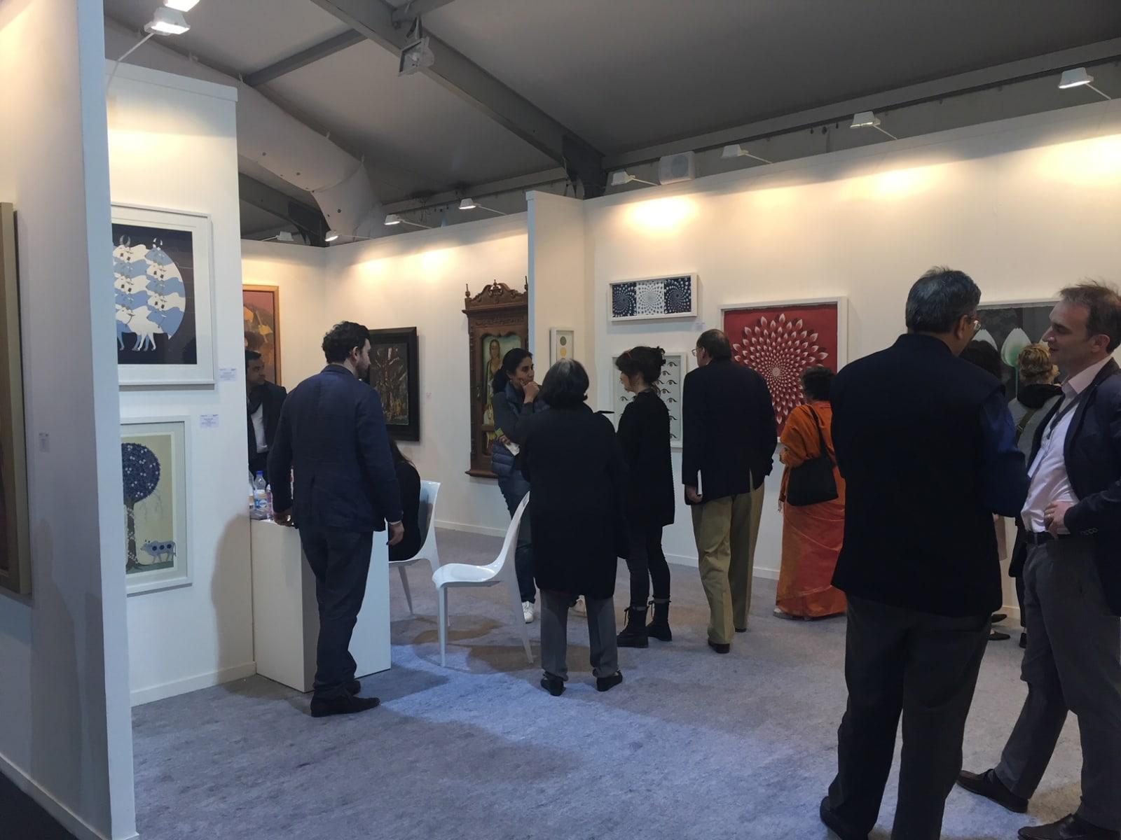 India Art Fair 2017