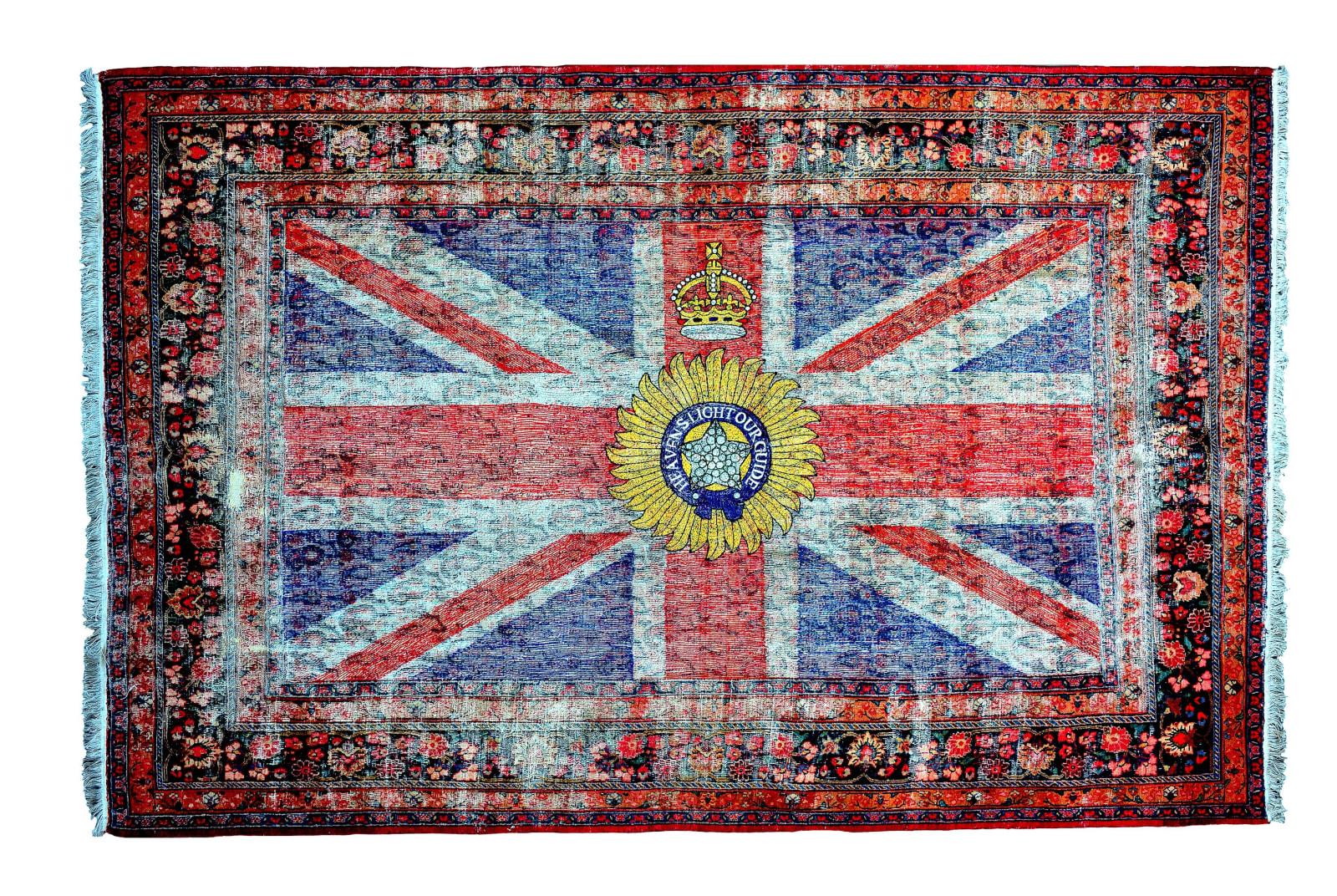David Alesworth, Viceroy's Flag 1885, 2012