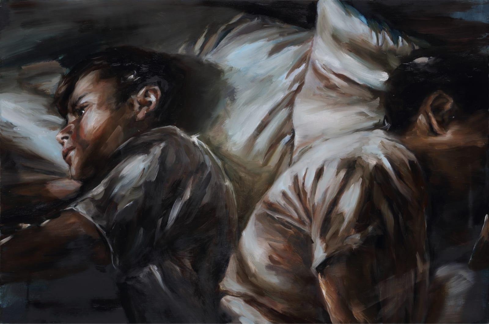 Chen Han x Gideon Rubin|Emotional Fragments