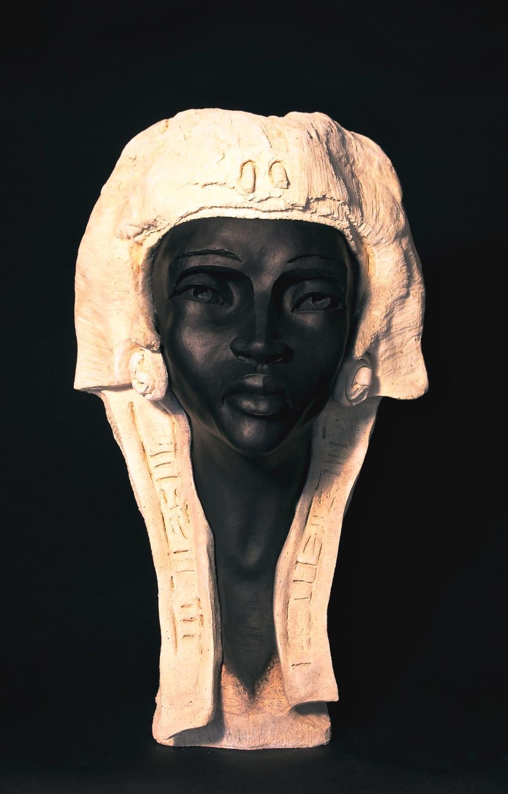 CHUKES, Queen Tiye AKA Aunt Jemina The Pamca