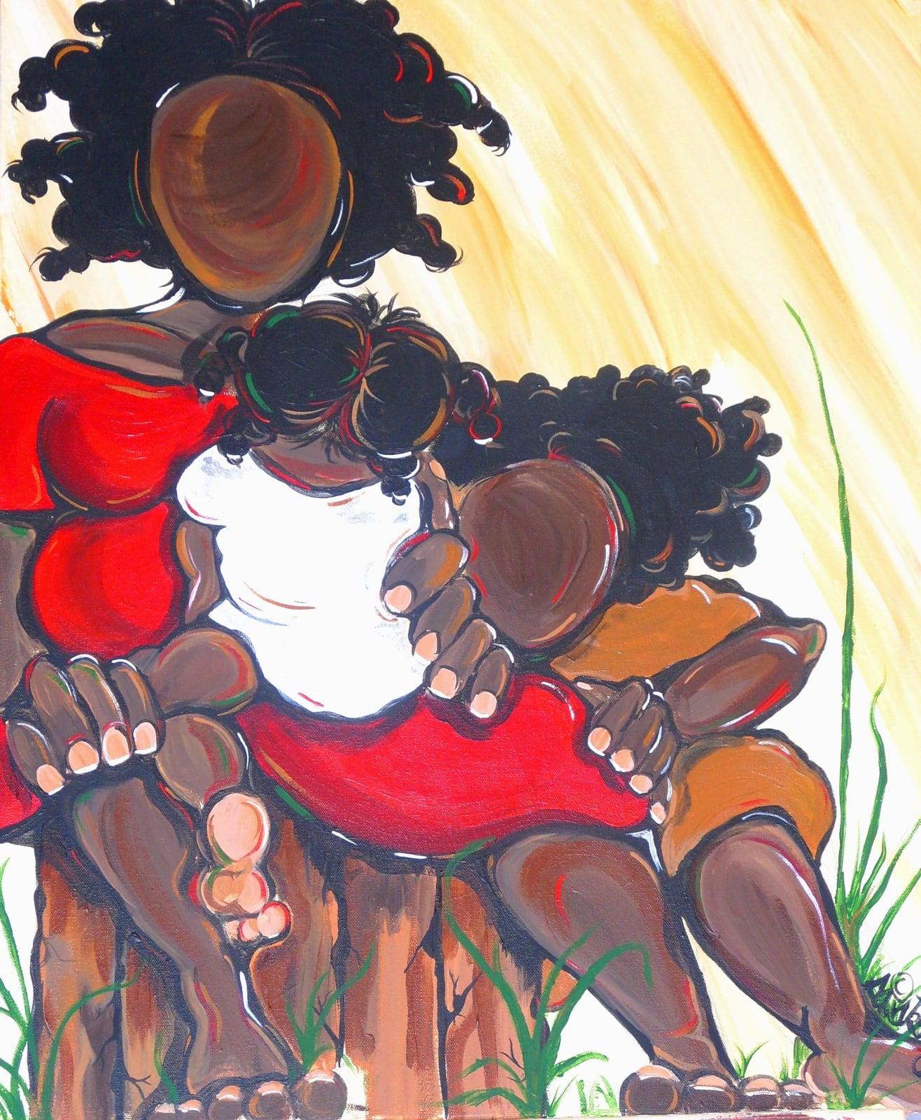 Sondra Strong, Sacred, Loving Bonds, 2011