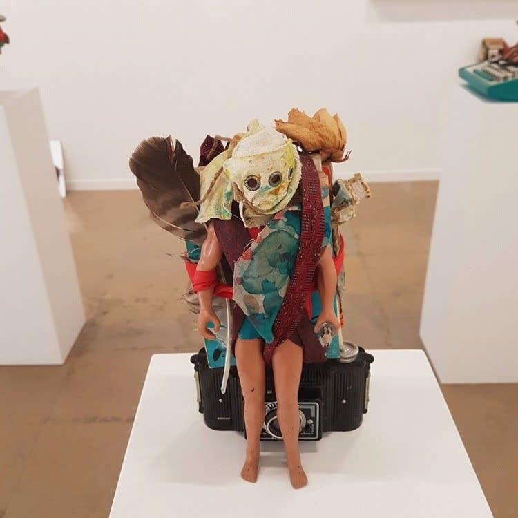 Vue de l'exposition Bal Taz'Art, 2017