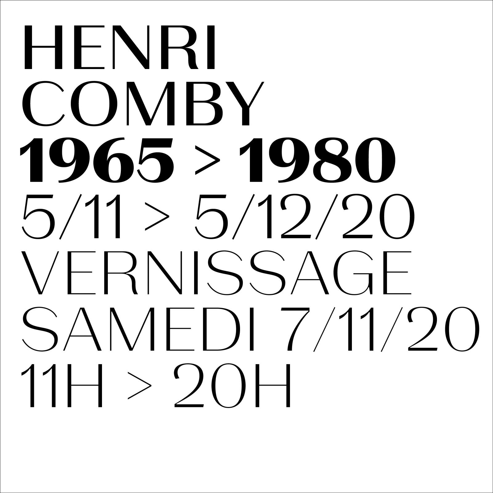 Henri Comby