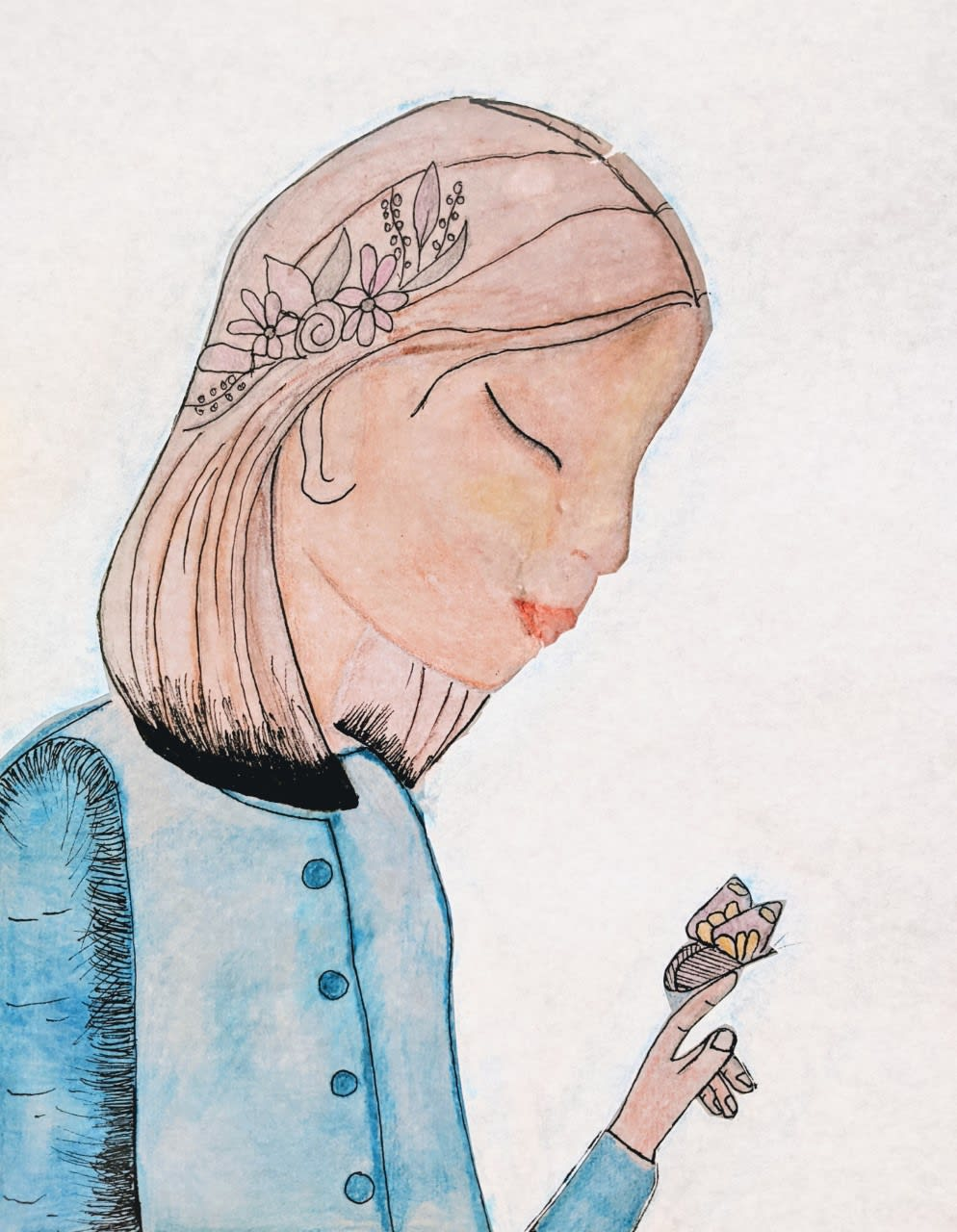 Jemima Lawrence, age 12 Inspired by Songbird by Siobhan Purdy.