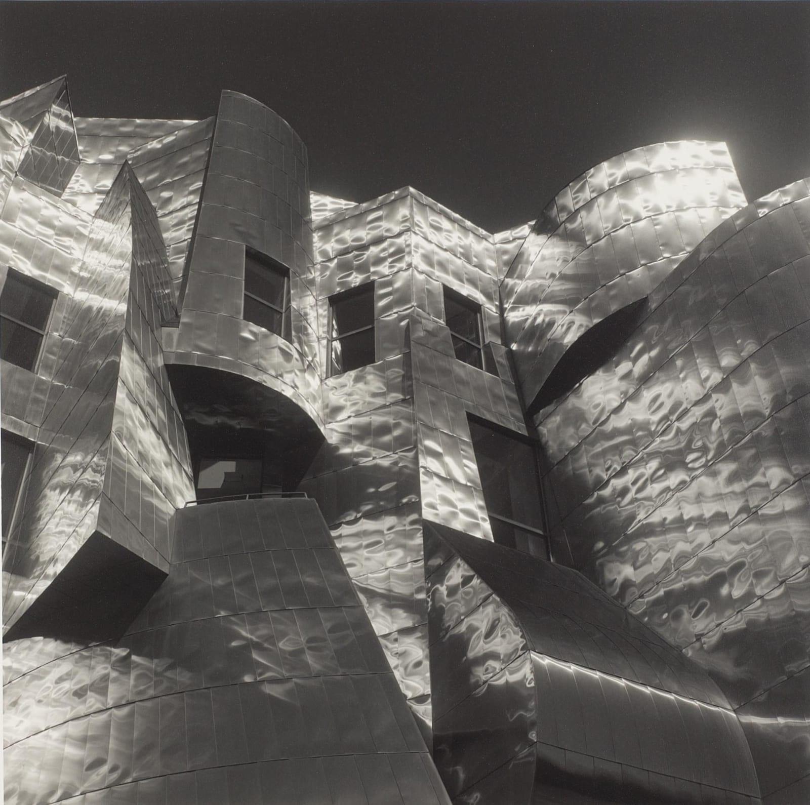 Lynn Davis, Gehry Facade, Minneapolis, MN, 1997