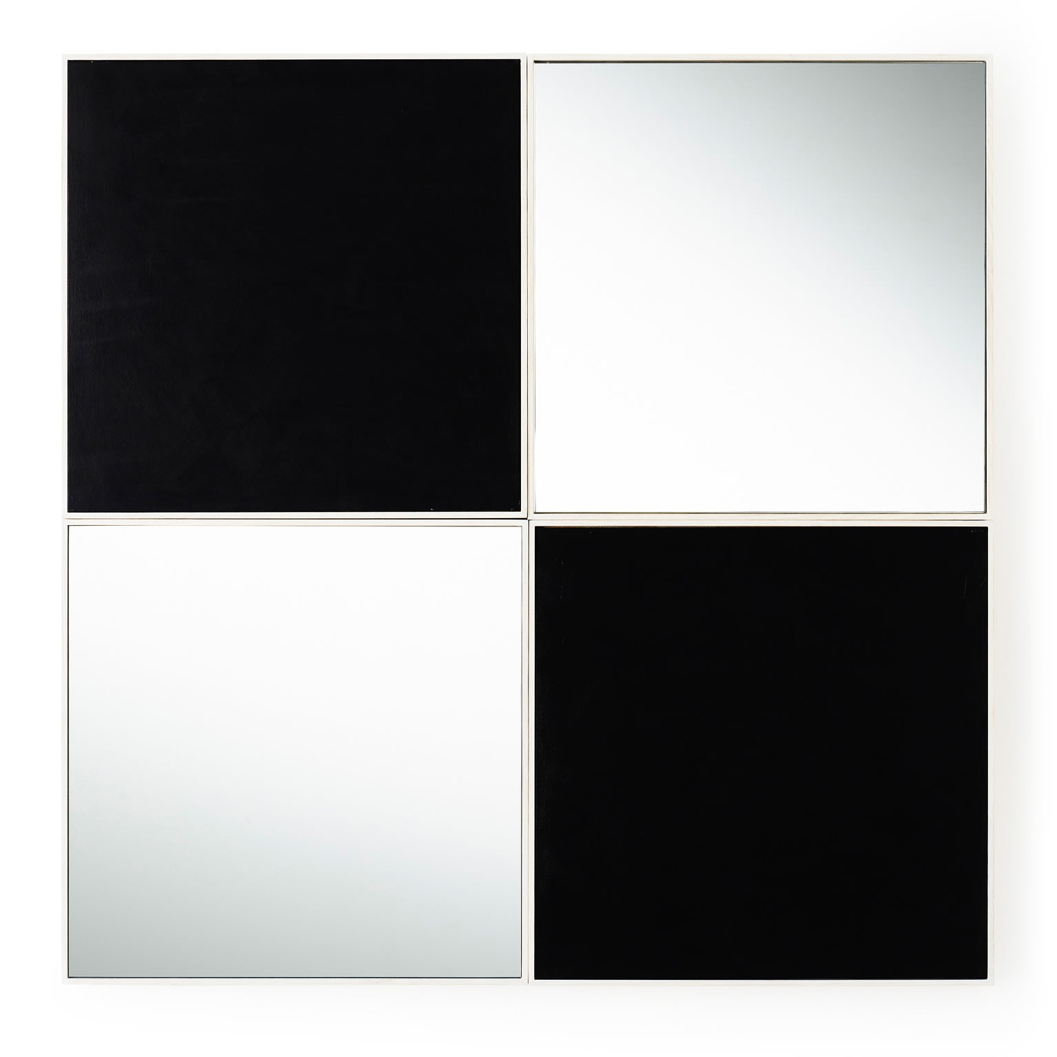 Four Squares (after Malevich)