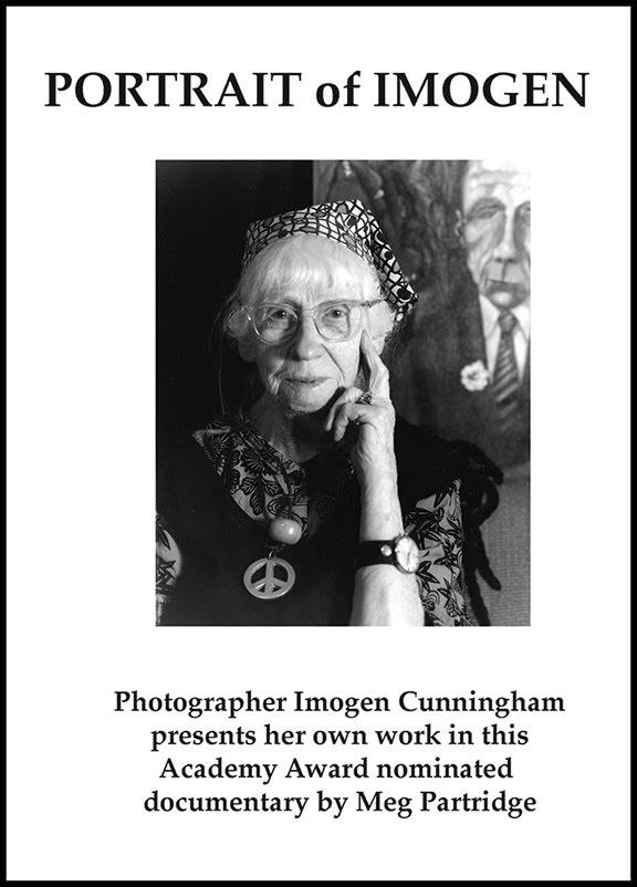 DVD - Portrait of Imogen, Directed by Meg Partridge