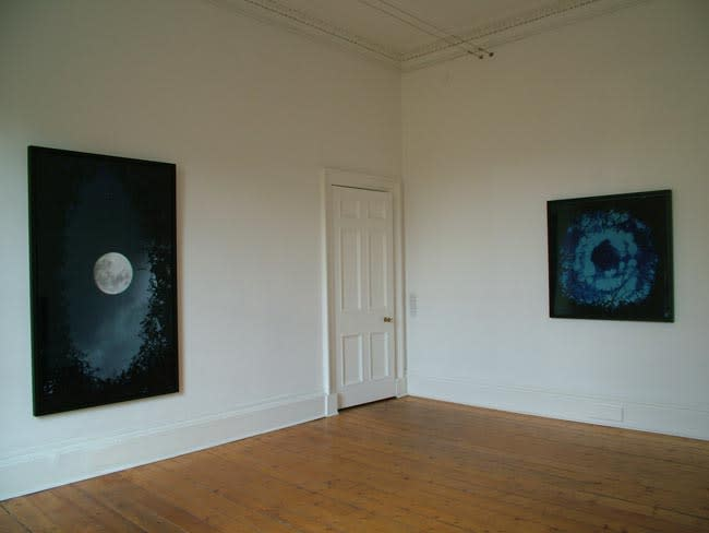 Stilled, 2006 and Full Moon Briars, 2005