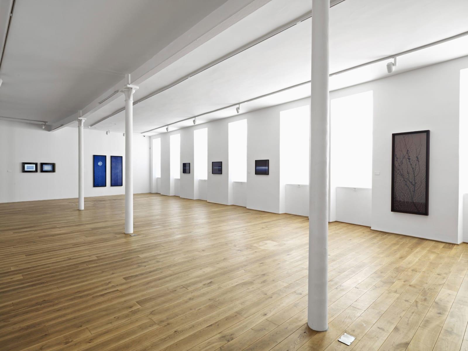 Installation view of A Little Bit of Magic Realised, Ingleby Gallery, Edinburgh